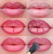 step by step lip makeup tutorial 3 diffe grant lips tutorial lips