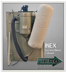 Clemco Industries Blast Cabinets Inex Blast Cabinet Florida Silica Sand Company