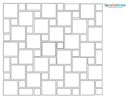 Hopscotch Pattern Fascinating 48 Popular Ceramic Tile Laying Patterns