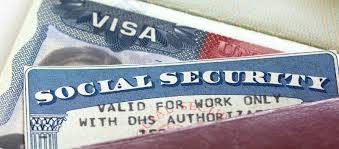 apply for a social security number