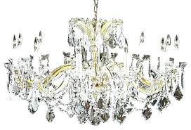crystal chandelier for low ceiling modern