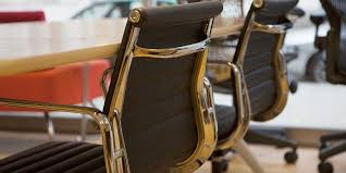 Eames ribbed chair tan office Eames Aluminum Eames Style Ribbed Chairs Cult Furniture Eames Style Ribbed Chairs