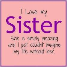 Sister Love Quotes Custom Love Word For Sister Hover Me