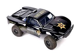 Amazon.com: SummitLink Compatible Custom Body Police Style ...