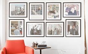 modern picture frames. Modern Framed Print Picture Frames