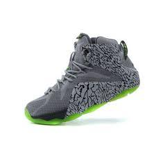 lebron shoes 12 green. nike lebron 12 wolf grey/green lebron shoes green