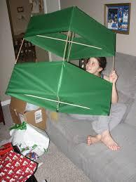 Box Kite Designs Plans A Box Kite Thats Almost Bigger Than My Wife 8 Steps