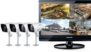 unopened samsung cctv sme n channel dvr built in  the 600 tvl ultra high resolution camera delivers the clearest and the sharpest images that never miss even the smallest objects like vehicle license