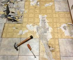 old flooring removing ceramic tile glue from concrete floor removal