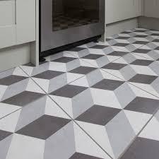 Light Gray Tile With Dark Gray Grout Black Tile Grout Tile Design Ideas Small Floor Tiles