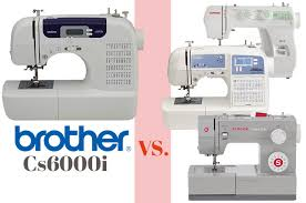 Singer Or Brother Sewing Machines