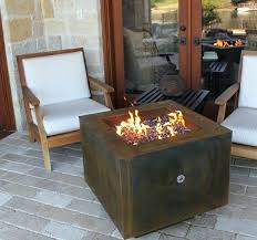 full image for camp chef portable propane fire pit costco portable gas fire pit canadian tire
