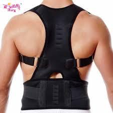 Ifory <b>Adjustable Back</b> Posture Corrector Support Belt <b>Adult Corset</b> ...