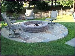stone fire pit ideas. Inground Firepit In Ground Fire Pit Kit Block Calculator Stone How . Ideas
