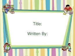 Story Book Powerpoint Template Digital Storybook Template For Powerpoint Frames