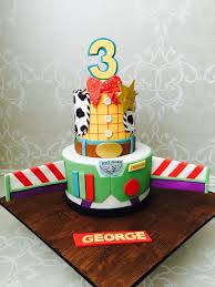 Toy Story Birthday Cake Cake By Designed By Mani Cakesdecor