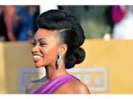 Coiffure Cheveux Crépus Courts Black Coiffure Mariage