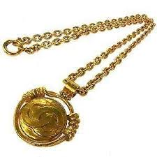 chanel necklace. vintage chanel necklaces necklace