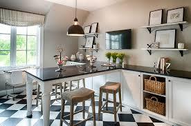 interior design for home office. Multipurpose Home Office Design With Unique Table And Quartz Countertop [Design: Studio M Interiors Interior For