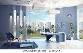 office image interiors. modern office interior 3d rendering image interiors a