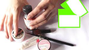 how to do a dip powder manicure