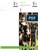 Progressive Soccer Training in Grids by Dan Minutillo and Rich Rafloski |  Association Football | Physical Exercise