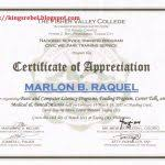 Samples Of Certificates Of Participation Certificate Of Participation Sample Content Fr Certificate Of