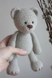 Crochet Teddy Bear Pattern Interesting Free Crochet Teddy Bear Pattern Crochet Ideas Pinterest