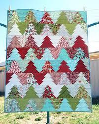 Best 25+ Christmas quilt patterns ideas on Pinterest   Quilting ... & Wander Through the Woods Christmas Tree Quilt Adamdwight.com