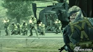 Metal Gear Solid 4 Pc Skidrow