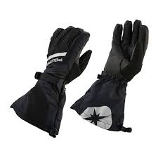 Mens Level 3 Trail Glove With 3m Thinsulate Black
