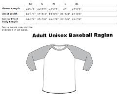 American Apparel Youth Size Chart Wear Bailiwick