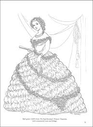 Small Picture Civil War Coloring Pages Civil War Fashions Coloring Book