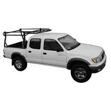 ADJUSTABLE 1000LB CONSTRUCTION Pickup Truck bed Rack Utility Ladder ...