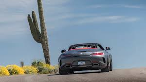 2018 Mercedes AMG GT C convertible review with price, horsepower ...