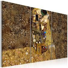 Quadro - Klimt Ispirazione - Bacio Erroi - Quadri: Klimt - Quadri:  Stilizzati - Quadri - Quadri, Dipinti e Fotomurali - Casa e Arredamento -  Giordano Shop