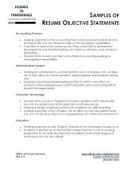 Examples Or Resumes Example Of Good Resume Great Example Resumes