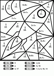 Small Picture Summer Math Coloring Pages Coloring Coloring Pages