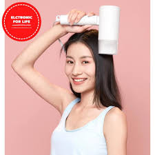 Máy sấy tóc Xiaomi Mijia Anion Simple H100 CMJ02LXW / CMJ02LXP chống khô xù  tóc tại Hà Nội