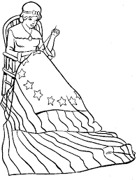 First American Flag Coloring Page Flag Coloring Page Advanced