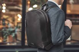 carl friedrik the luxury italian leather backpack