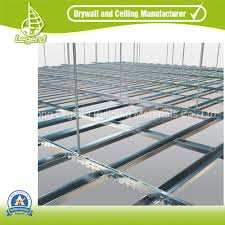china z suspended ceiling system main