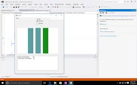 How To Draw Bar Chart In Asp Net Using C Help Drawing Bar Chart C C Dream In Code