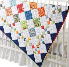 A Super-Sized Nine-Patch Quilt Pattern - FREE! & 8 Baby Boy Quilt Patterns That'll Bring You Joy · Crazy Nine Patch ... Adamdwight.com