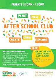 School Open House Flyer Template Meetwithlisa Info