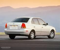 HYUNDAI Accent 4 Doors specs - 2003, 2004, 2005, 2006 - autoevolution