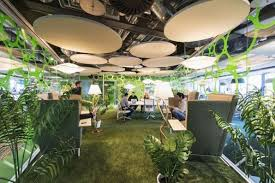 google office designs. Dublin, Ireland Google Office Designs