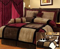 brown duvet covers with matching curtains best 2017
