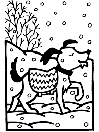 Small Picture Winter Coloring Pages 26 Coloring Kids
