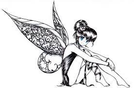 Dark Fairies Drawing At Getdrawingscom Free For Personal Use Dark